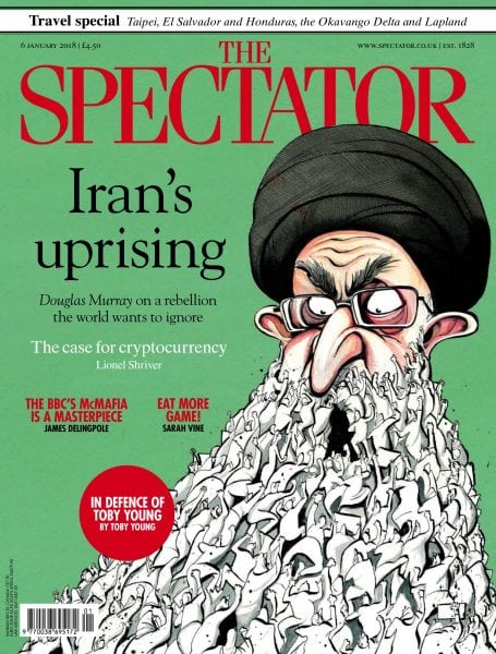 Download The Spectator — January 04, 2018