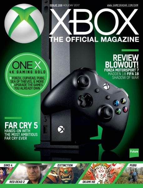 Download Official Xbox Magazine USA — Holiday 2017