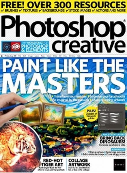 Download Photoshop Creative — Issue 162 2018