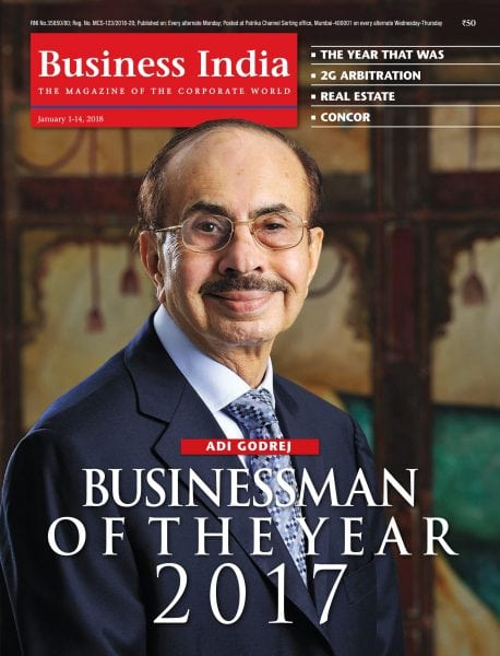 Download Business India — January 01, 2018