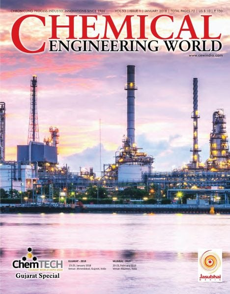 Download Chemical Engineering World — January 2018