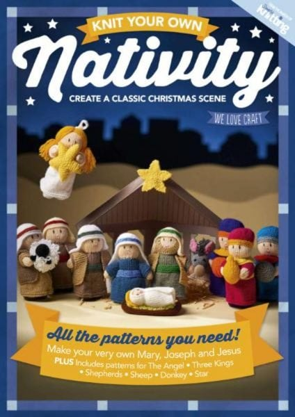 Download Simply Knitting — Knit your own Nativity (2018)
