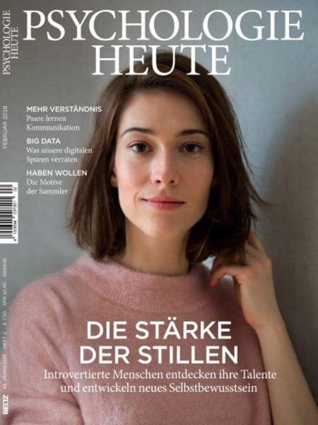 Download Psychologie Heute — Februar 2018