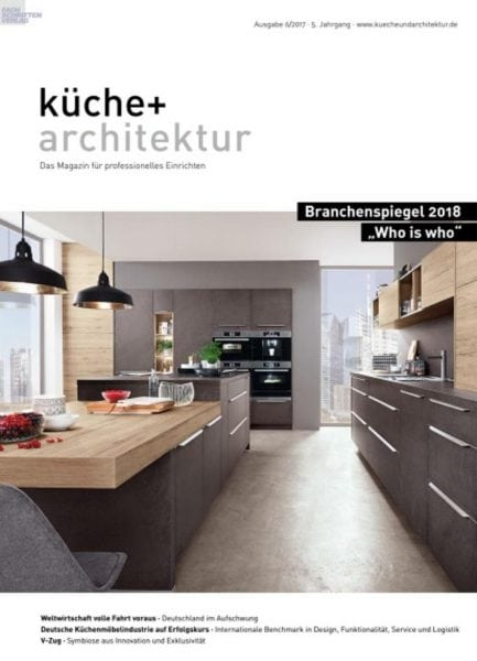 K che architektur no 6 2017 pdf download free for Architektur magazin