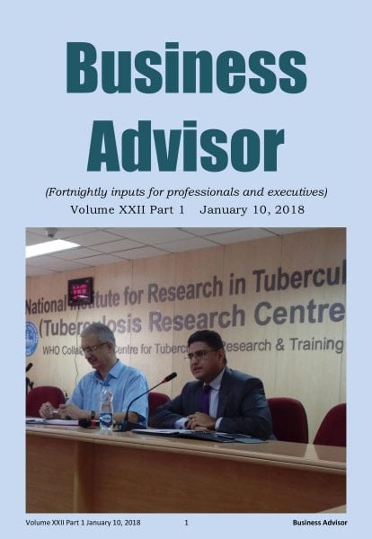 Download Business Advisor — January 09, 2018