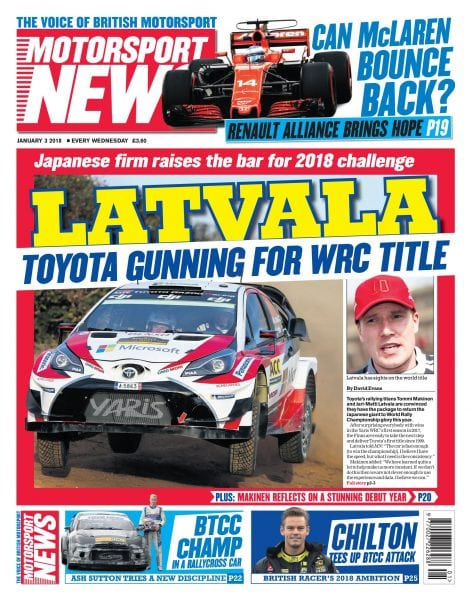 Download Motorsport News — December 26, 2017