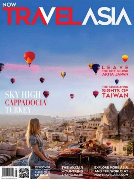 Download Now Travel Asia — January-February 2018