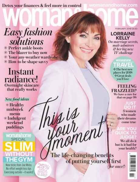 Download Woman & Home UK — February 2018