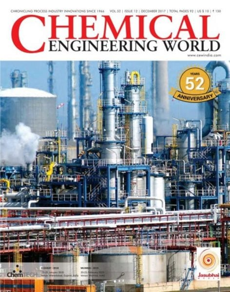 Download Chemical Engineering World — December 2017