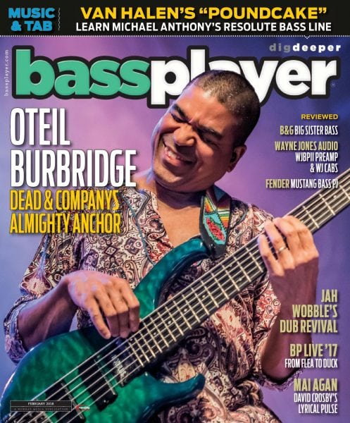 Download Bass Player — February 2018