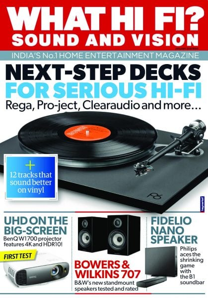 Download What Hi-Fi India — January 2018
