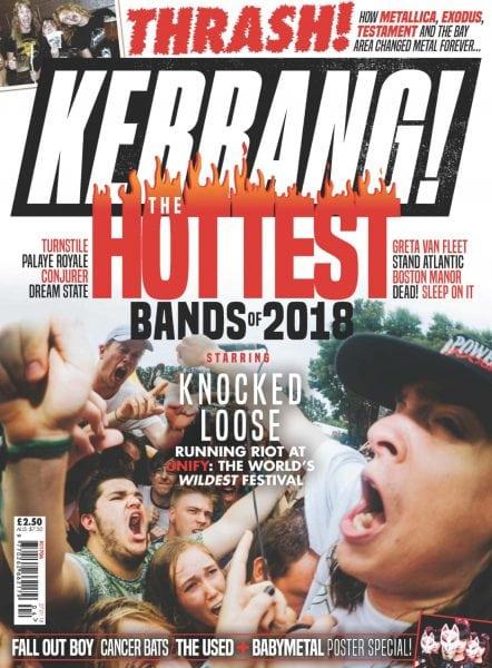 Download Kerrang! — January 27, 2018