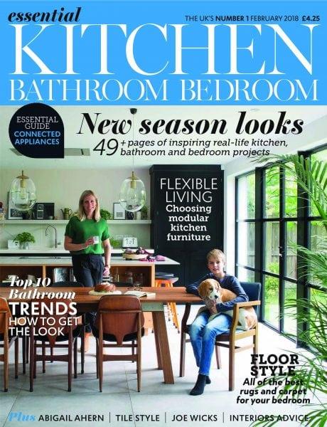 Download Essential Kitchen Bathroom Bedroom — February 2018