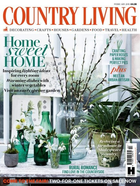 Country Living Uk February 2018 Pdf Download Free