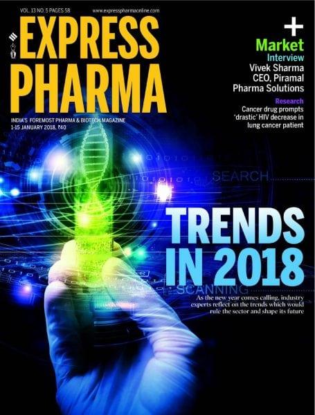 Download Express Pharma — January 04, 2018