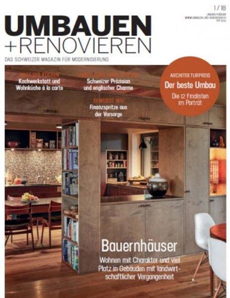 umbauen und renovieren no 01 januar februar 2018 pdf. Black Bedroom Furniture Sets. Home Design Ideas