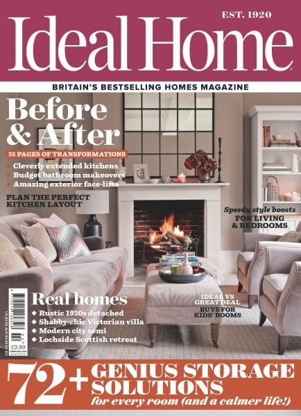 Download Ideal Home UK — February 2018