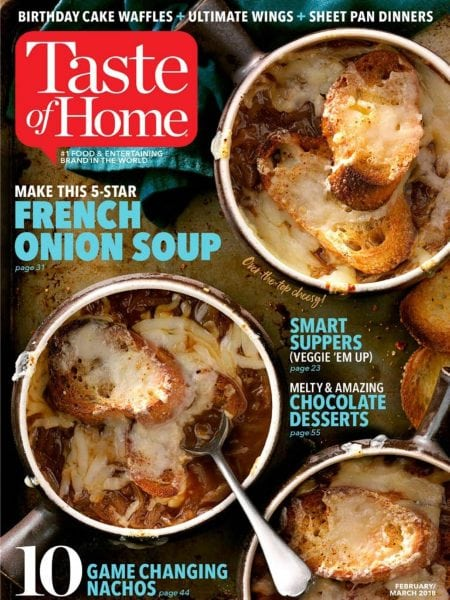 Download Taste of Home — February 2018
