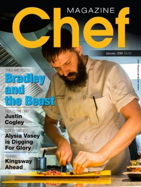 Download Chef — January 2018