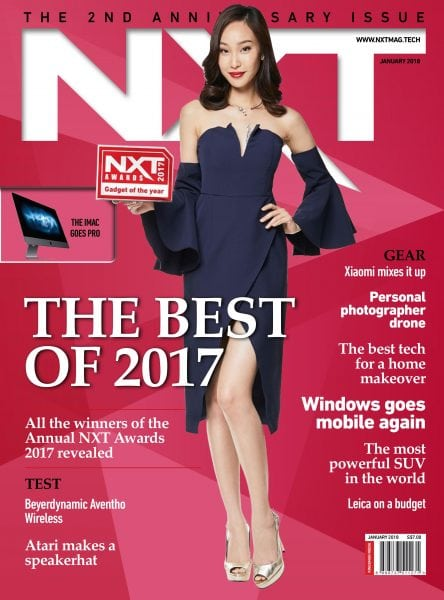 Download NXT Magazine — February 2018