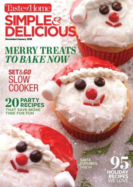Download Simple & Delicious — January-February 2018