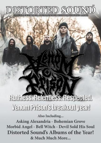 Download Distorted Sound — January 2018