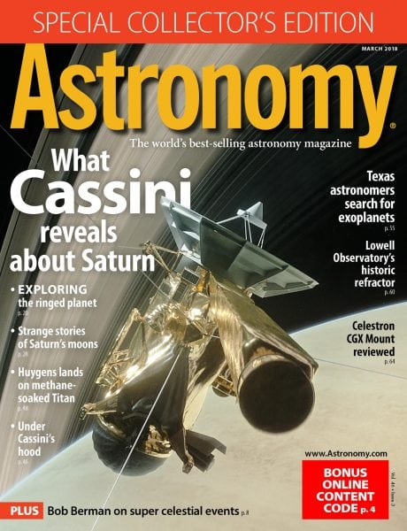 Download Astronomy — March 2018