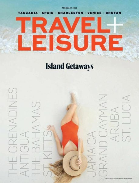 Download Travel+Leisure USA — February 2018
