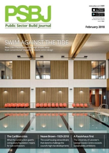 Download PSBJ-Public Sector Building Journal — February 2018