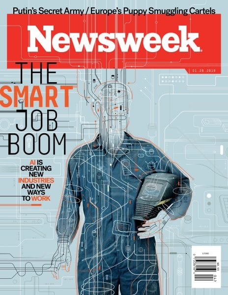 Download Newsweek USA — January 26, 2018