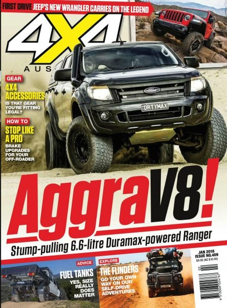 Download 4×4 Magazine Australia — February 2018