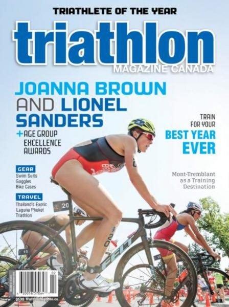 Download Triathlon Magazine Canada — January-February 2018