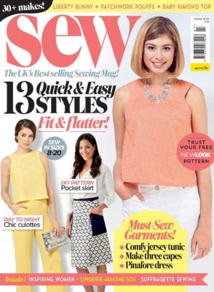 Download Sew — February 2018