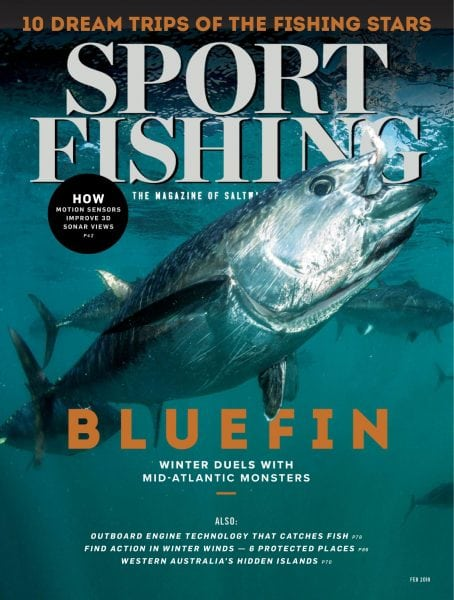 Download Sport Fishing USA — February 2018