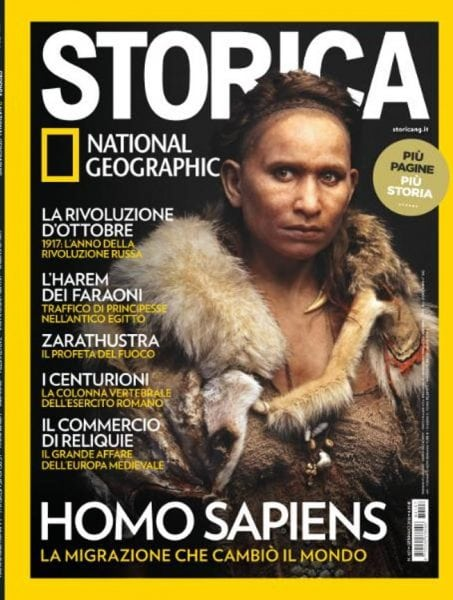 Download Storica National Geographic — Gennaio 2018