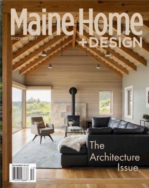 Download Maine Home+Design — December 2017