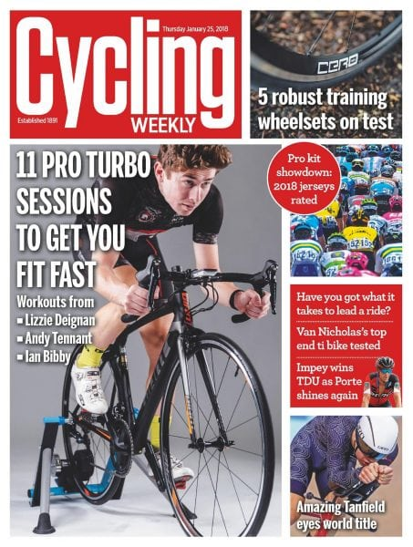 Download Cycling Weekly — January 25, 2018