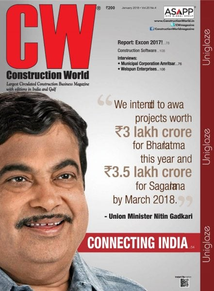 Download Construction World — January 2018