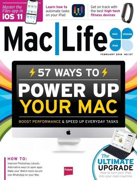 Download Mac Life UK — February 2018