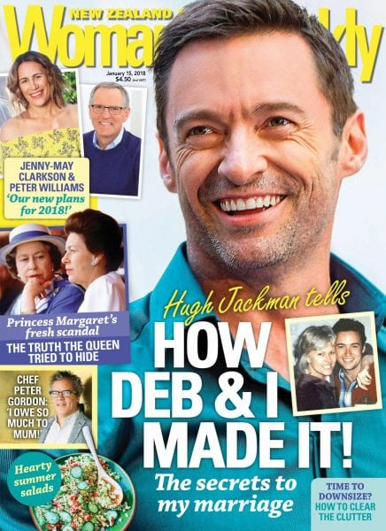 Download Woman's Weekly New Zealand — January 05, 2018