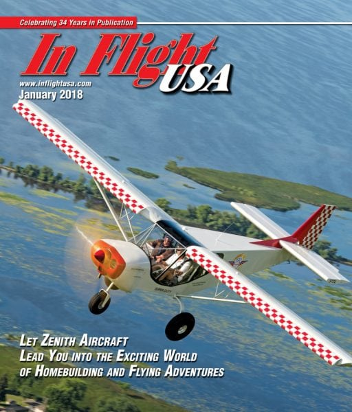 Download In Flight USA — January 2018