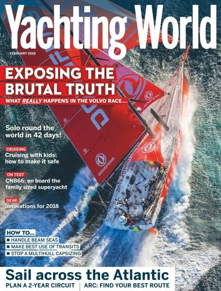 Download Yachting Monthly — February 2018