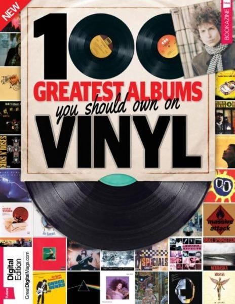 Download 100 Greatest Albums You Should Own On Vinyl (2017)