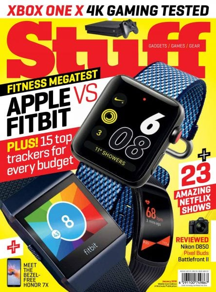 Download Stuff Middle East — January 2018