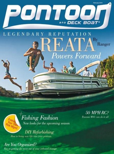 Download Pontoon & Deck Boat Magazine — February 2018