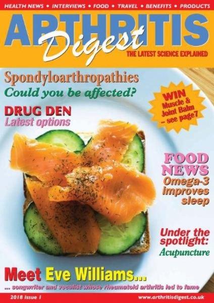 Download Arthritis Digest — January 2018