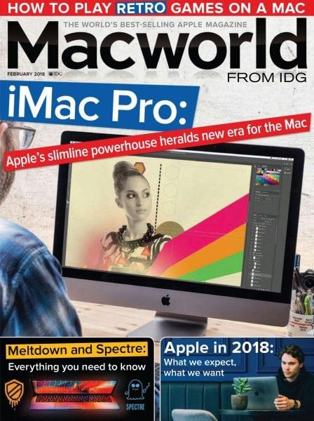 Download Macworld UK — February 2018