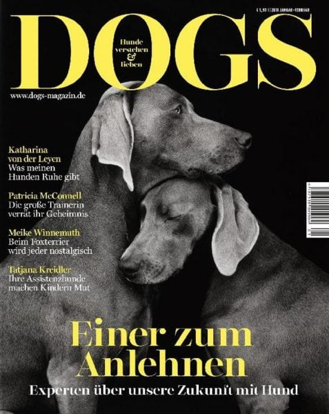 Download Dogs Germany — Januar-Februar 2018