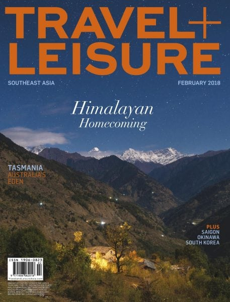 Download Travel+Leisure Southeast Asia — February 2018