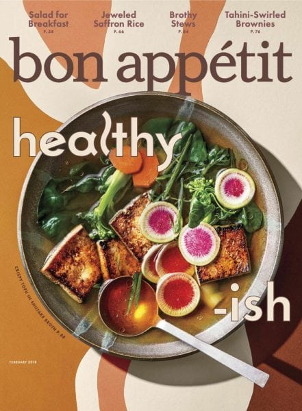 Food cooking magazines pdf download online recipes magazine bon appetit february 2018 forumfinder Choice Image